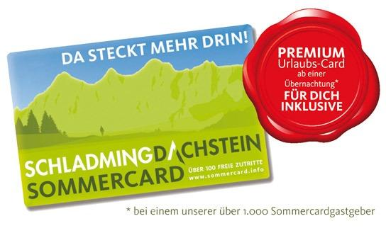 Sommercard: FREE for our guests