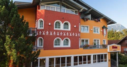 Bliem's Family Hotel, in the heart of the skiing and hiking region