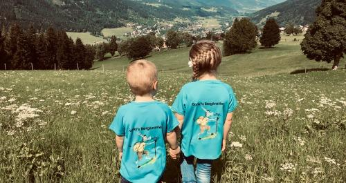 Hiking holidays at the Kinderhotel / family hotel in Styria