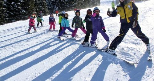 Ski Amadé Mini's Week for children up to 6 years old